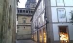 Santiago de compostela street