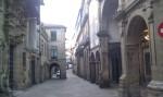 Santiago de Compostela old city